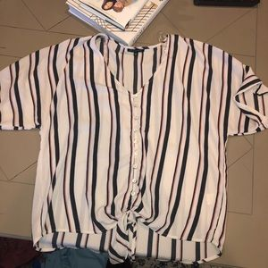 Stripped blouse
